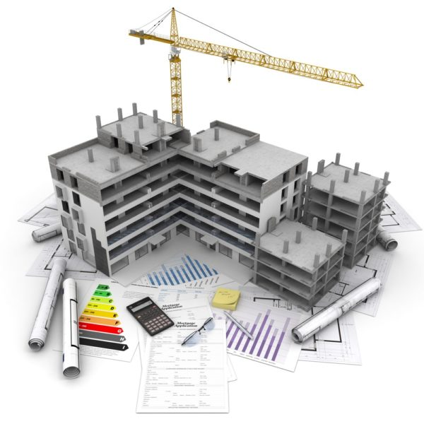 Building-under-construction